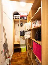 Apartamento París 14° - Guardarropa