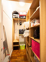 Apartment Paris 14° - Dressing room