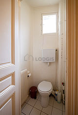 Apartment Paris 14° - Toilet