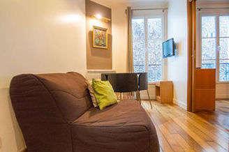 Jardin des Plantes París Paris 5° 1 dormitorio Apartamento