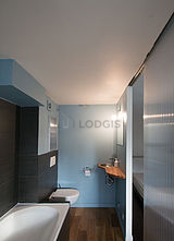 Duplex Seine st-denis Est - Bathroom 2