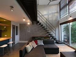 Duplex Seine st-denis Est - Living room