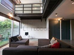Duplex Seine st-denis Est - Wohnzimmer