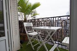 Apartamento Haut de seine Nord - Terraça