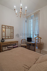 Appartement Paris 8° - Chambre