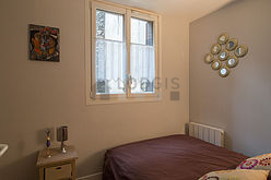 公寓 巴黎18区 - 卧室