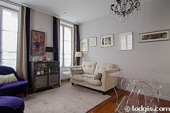 Дом Париж 12° - Гостиная