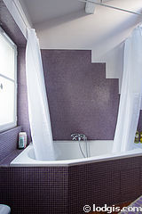 Дом Париж 12° - Ванная