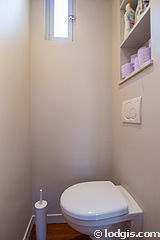 Дом Париж 12° - Туалет