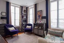 Casa Parigi 12° - Soggiorno