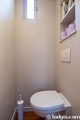 Casa Parigi 12° - WC