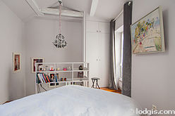 casa París 12° - Dormitorio