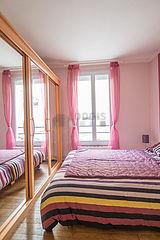公寓 巴黎12区 - 卧室 2