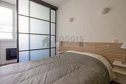 Apartamento Paris 16° - Quarto
