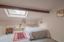 双层公寓 巴黎13区 - 卧室