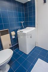 Duplex Paris 13° - Bathroom