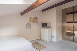 Duplex Paris 13° - Bedroom