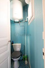 公寓 巴黎20区 - 厕所
