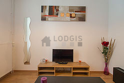 Townhouse Haut de seine Nord - Living room