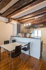 Дуплекс Париж 5° - Кухня