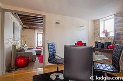 Apartment Paris 1° - Dining room