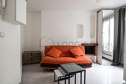 公寓 巴黎6区 - 客廳