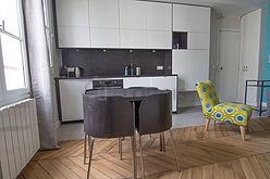 Apartment Paris 7° - Living room
