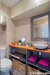 Apartment Paris 3° - Bathroom