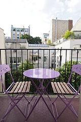 Appartement Paris 5° - Terrasse