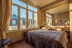 duplex Parigi 7° - Camera