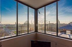 Duplex Paris 7° - Living room