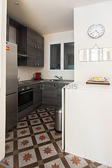 Wohnung Paris 8° - Küche
