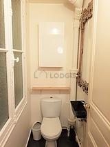 Wohnung Paris 8° - WC