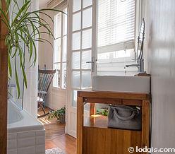 Wohnung Paris 13° - Badezimmer
