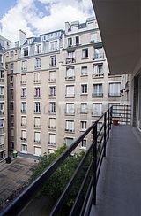 Apartment Paris 17° - Terrace