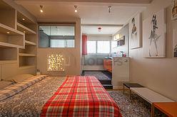 Duplex Paris 16° - Bedroom