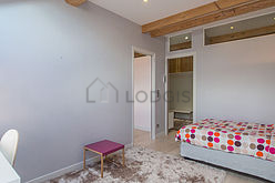 Duplex Paris 16° - Bedroom 4