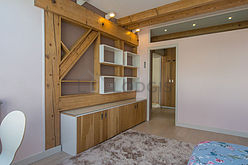 Duplex Paris 16° - Bedroom 5