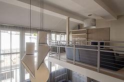 Dúplex Paris 16° - Biblioteca