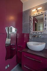 Dúplex Paris 16° - Casa de banho 2
