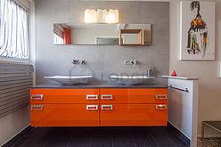 Dúplex Paris 16° - Casa de banho