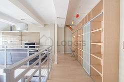 Duplex Paris 16° - Library