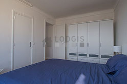 Apartamento París 11° - Dormitorio