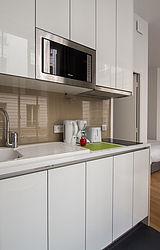 Apartamento París 1° - Cocina