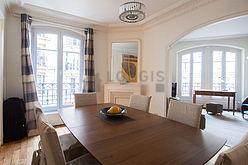 Appartamento Parigi 18° - Sala da pranzo