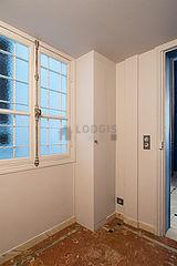 Apartamento París 2° - Guardarropa