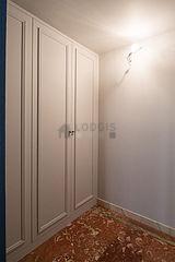 Apartment Paris 2° - Dressing room