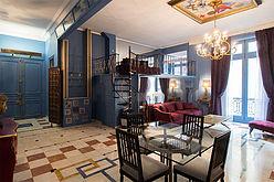 Apartment Paris 2° - Living room