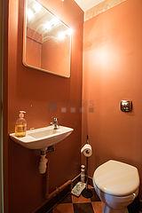 Duplex Paris 4° - Toilet