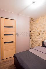 Wohnung Paris 19° - Schlafzimmer